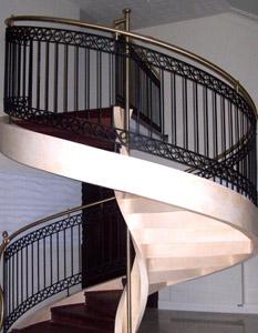 Balustrady i poręcze schodowe